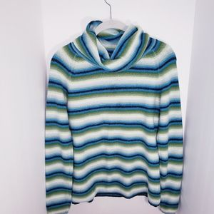 🧶GAP Maternity Cowl Neck Sweater Size Small